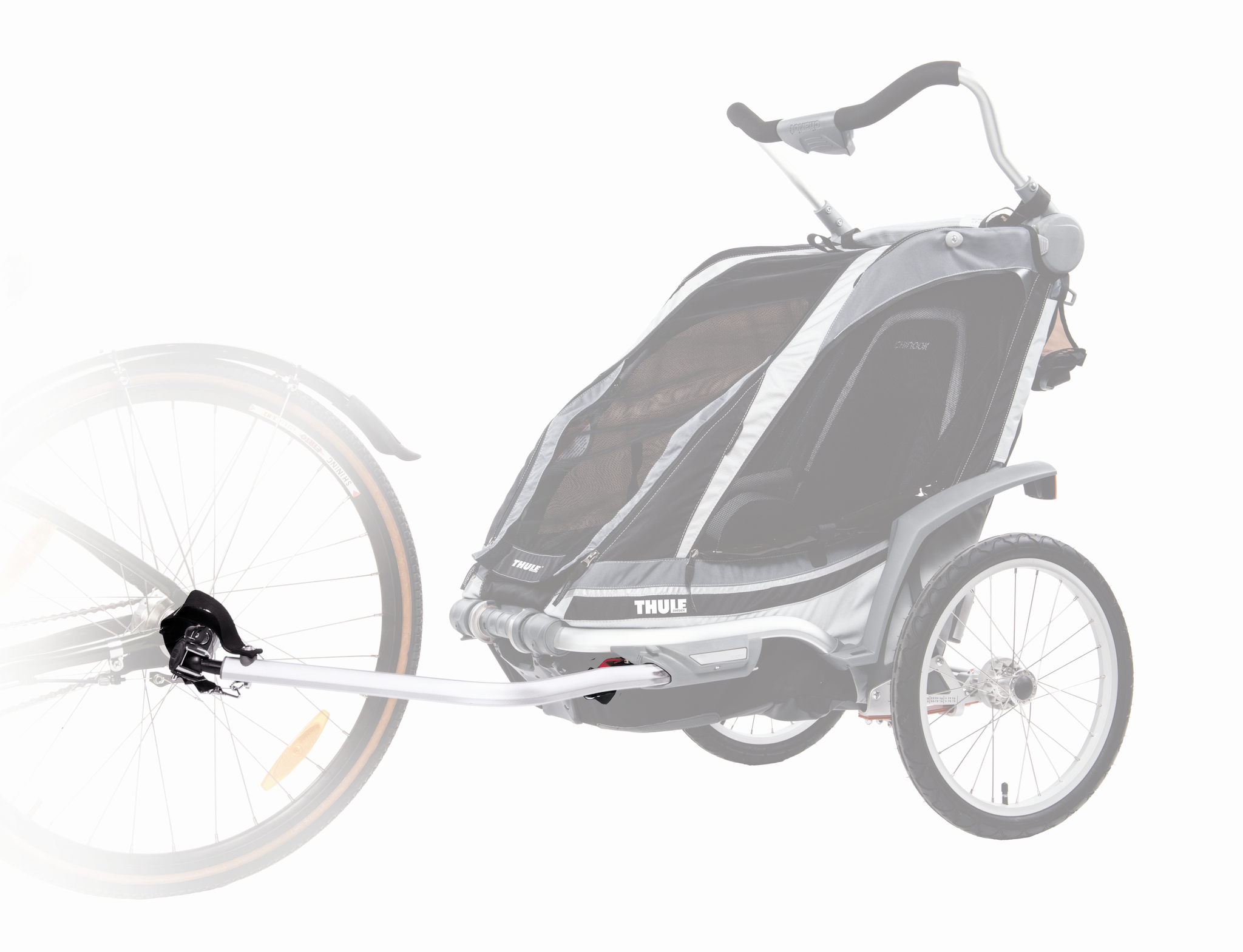 Thule Chariot - Bicycle Trailer Kit for Chinook