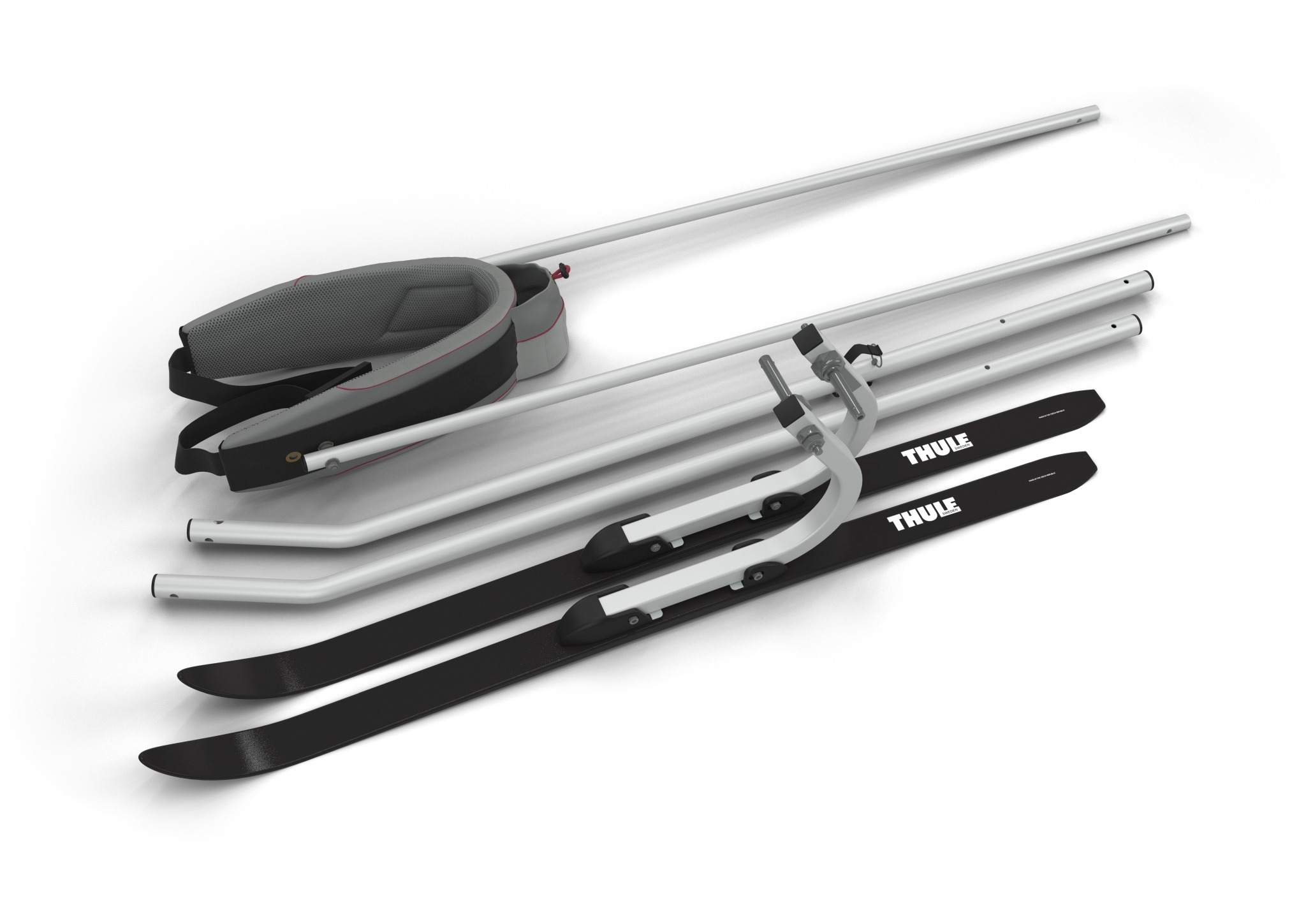 Thule Chariot - Cross Country Skiing and Hiking Kit