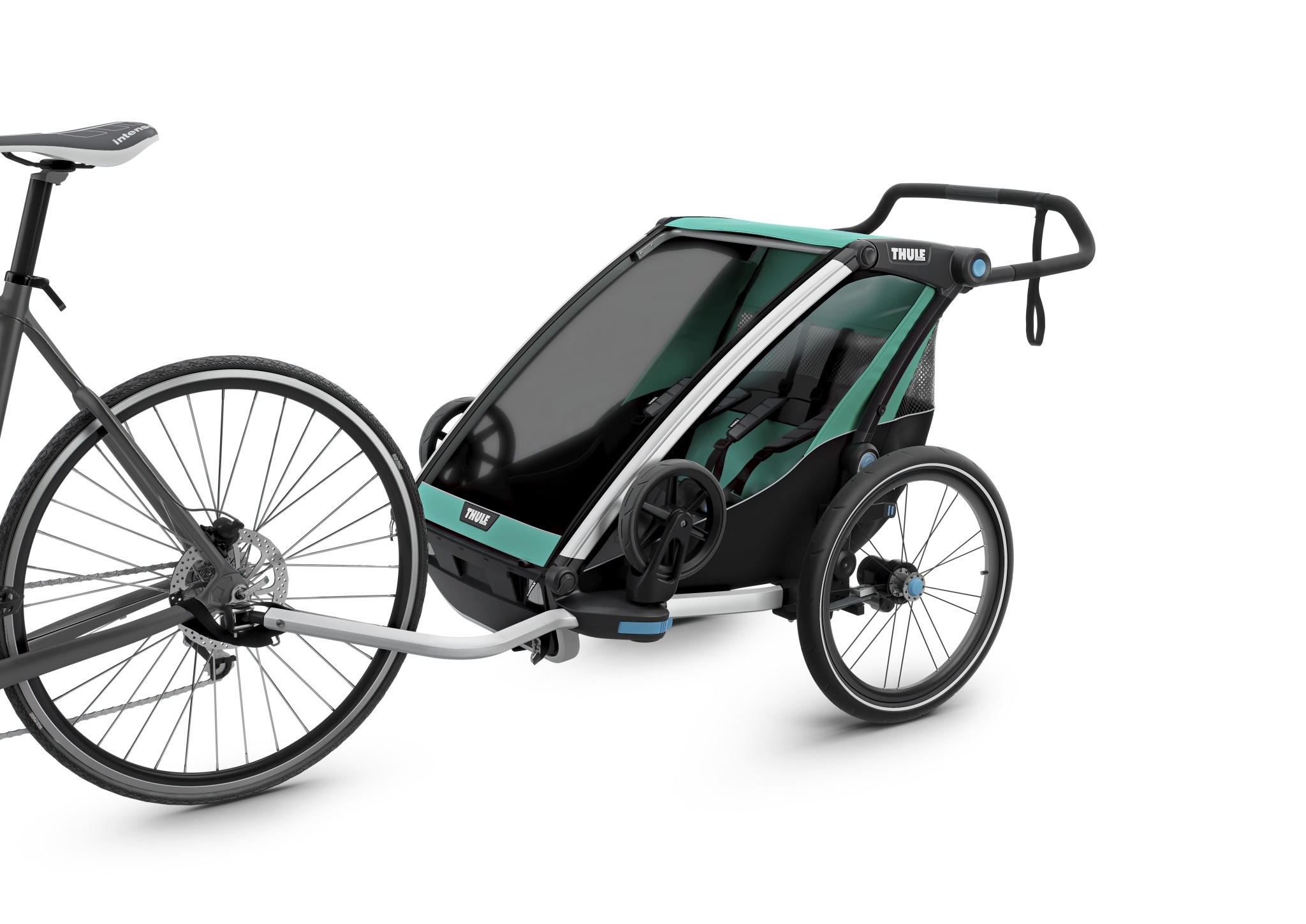 Thule Chariot Lite 2 Blue Grass/Black