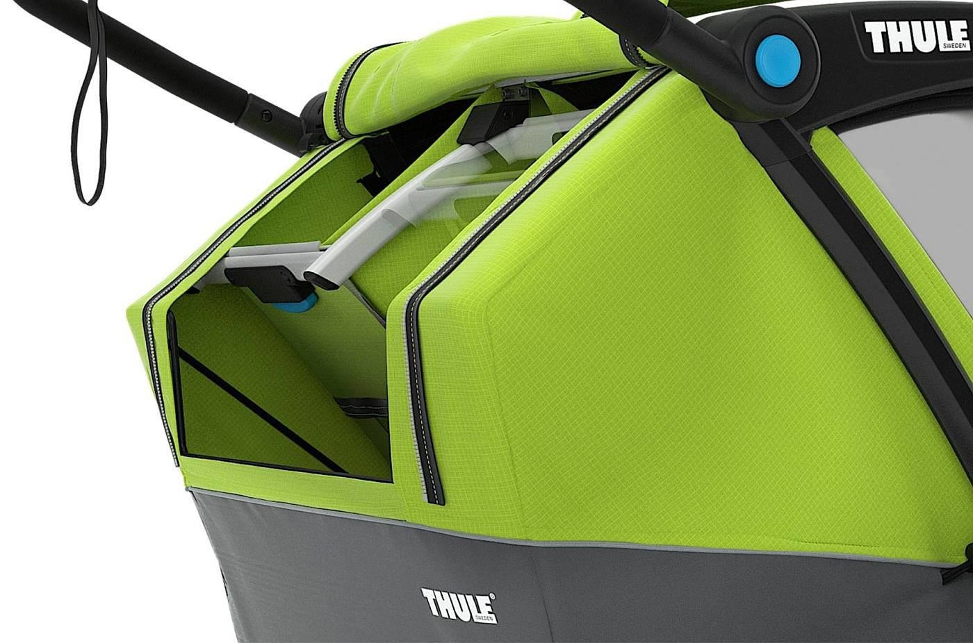Thule Chariot Sport 2 Chartreuse/Dark Shadow