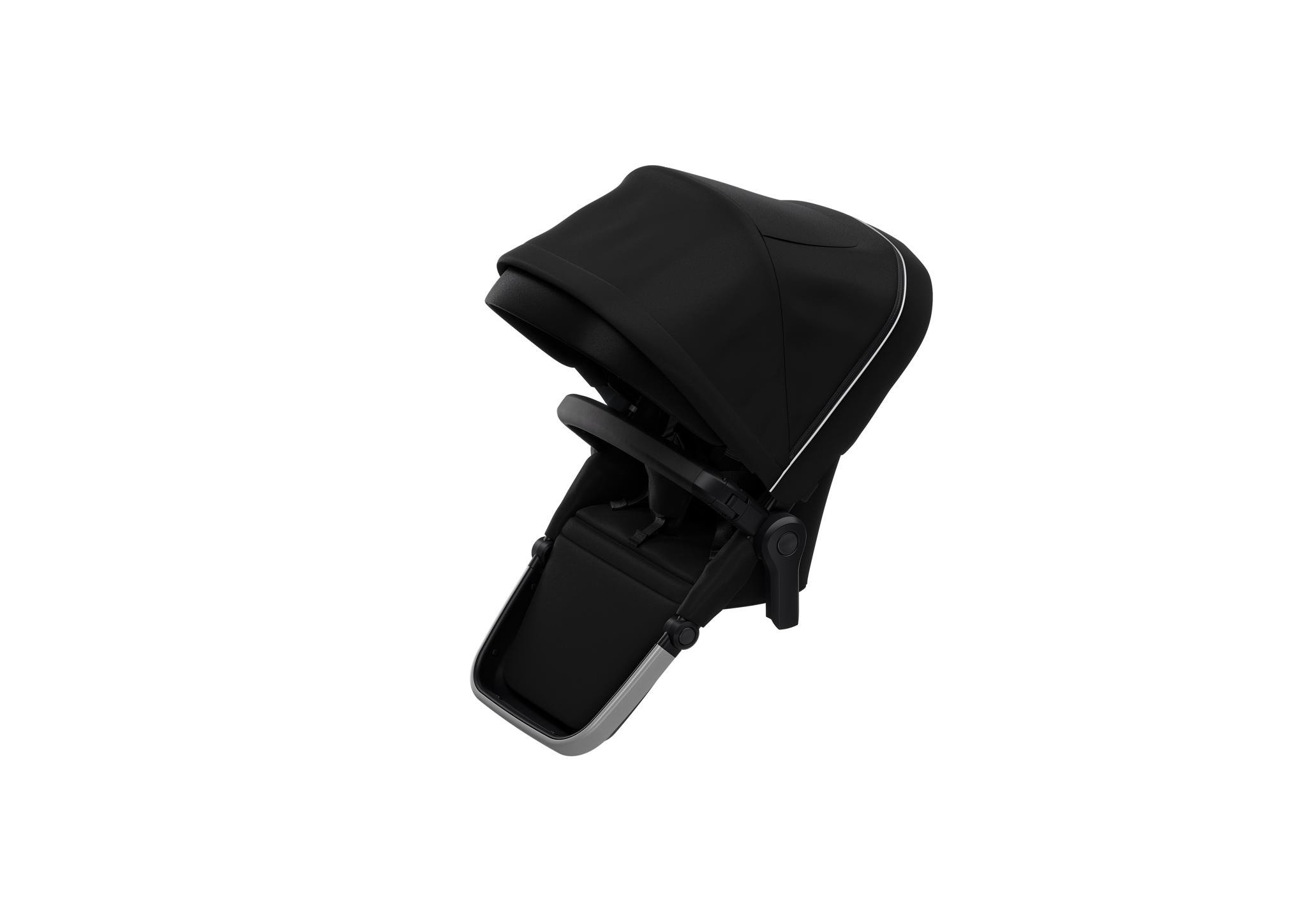 Thule Sleek - Sibling Seat - Midnight Black