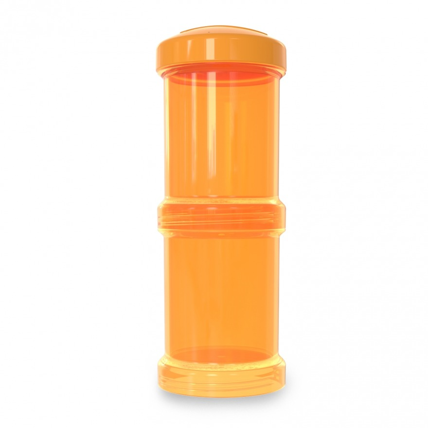 Twistshake - Container 2x 100ml / 3oz Orange