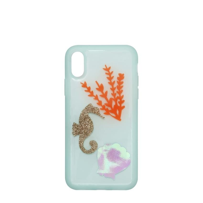 Under The Sea Flexible iPhone Case (X & XS)