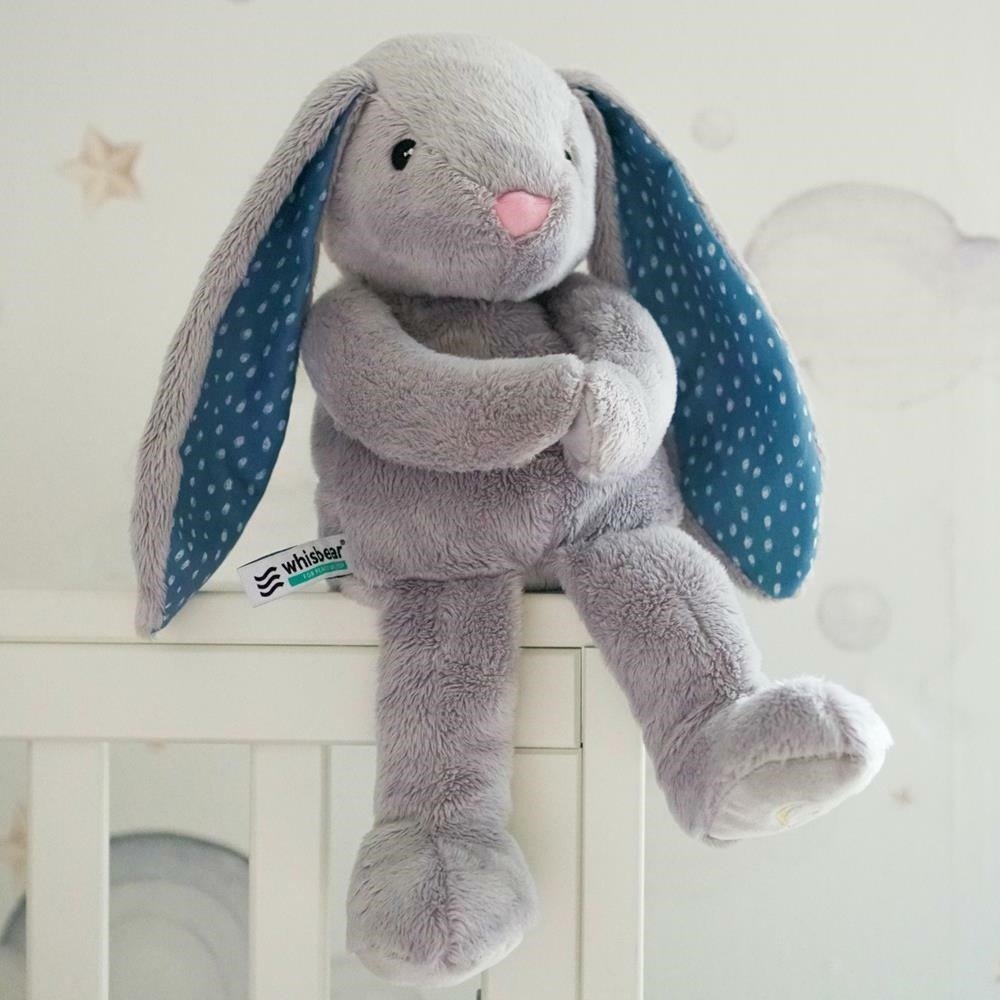 Whisbear - Humming Rabbit Grey