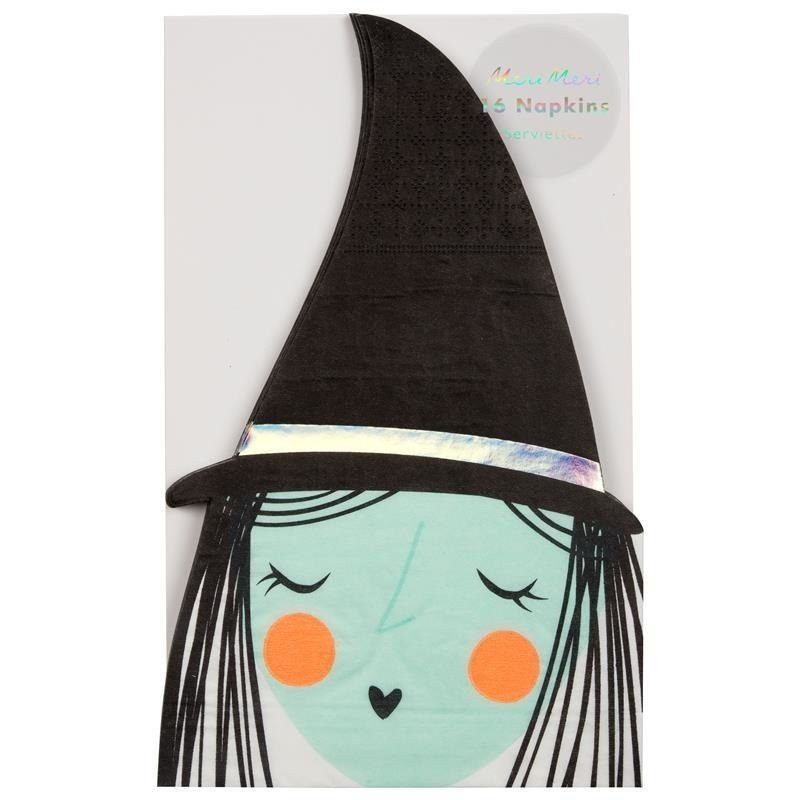Witch Napkins Large