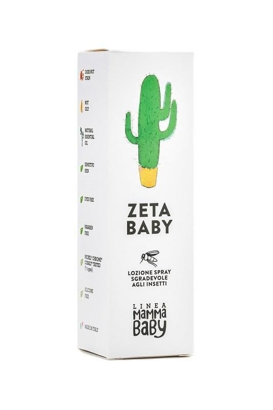 Zeta Baby spray lotion 100 ml  Zenino
