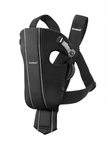 BABYBJORN - Baby Carrier ORIGINAL, black
