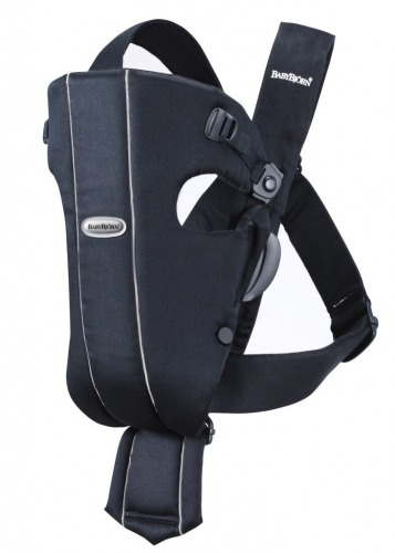 BABYBJÖRN - Baby Carrier ORIGINAL, dark blue