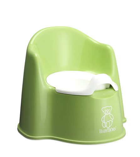 BABYBJÖRN - Potty Chair - Green