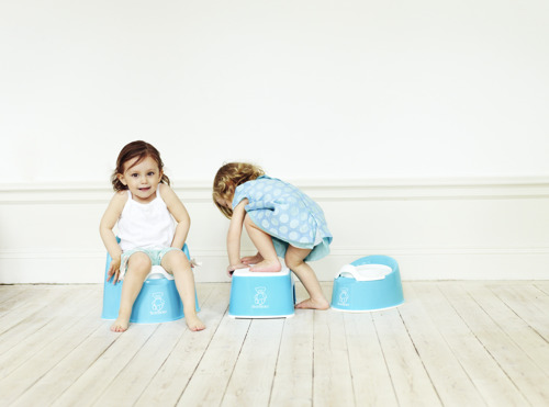 BABYBJORN - Potty Chair - Turquoise