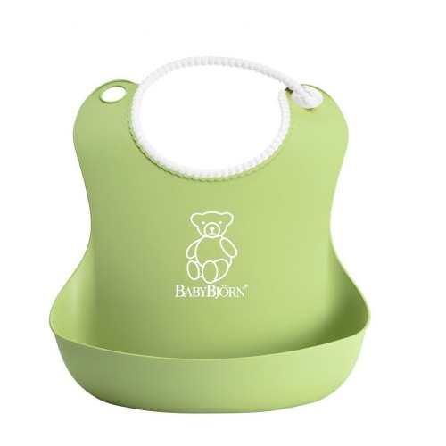 BABYBJORN - Soft Bibs - Yellow / Green
