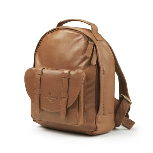 Elodie Details Backpack MINI - Chestnut Leather