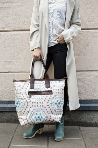 Elodie Details - Diaper Bag - Bedouin Stories