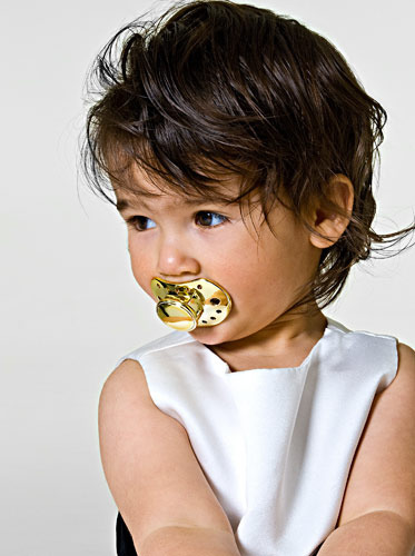 Elodie Details - Pacifier - Gold Edition