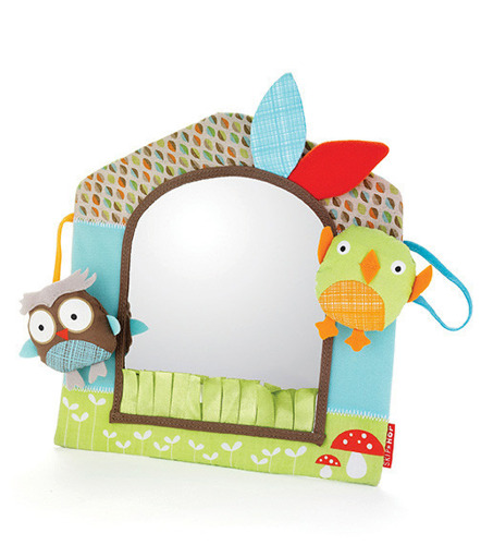Skip Hop - Friendly forest activity mirror Treetop