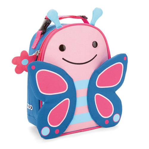 Skip Hop - Insulated lunch bag Butterfly