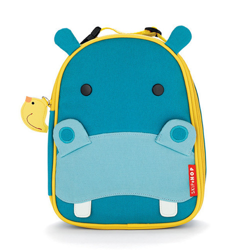 Skip Hop - Insulated lunch bag Hippo