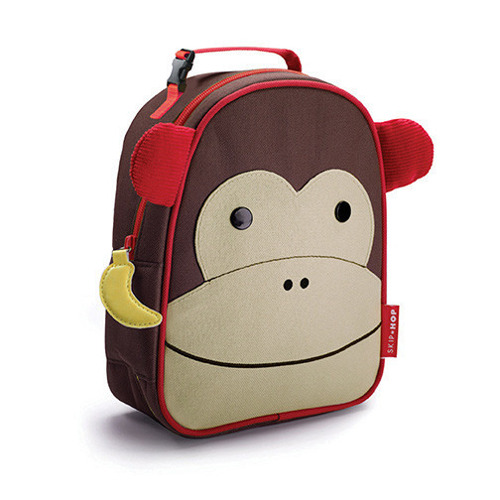 Skip Hop - Insulated lunch bag Monkey