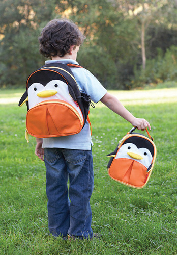 Skip Hop - Insulated lunch bag Penguin