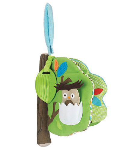 Skip Hop - Soft activity book Treetop