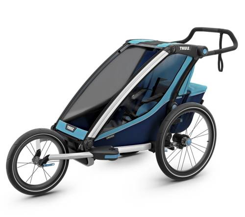 Thule Chariot Cross 1 Blue/Poseidon