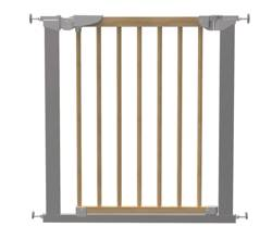 Baby Dan - Avantgarde Safety Gate - Beechwood