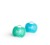 Herobility - HeroPacifier Blue & Turquoise, 0-6 Months, 2-pack